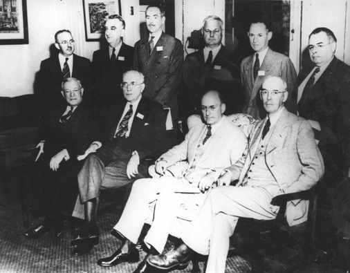 1944 : Bretton Woods : un nouveau système monaitaire centré sur le dollar