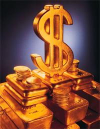 L'étalon Or servait de référence aux monnaies