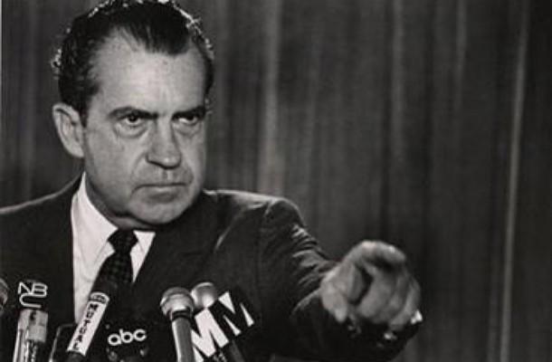 Nixon en 1971 - La fin des Monnaies Métalliques
