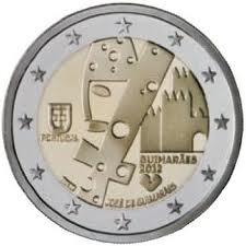 Pièce Euro de Qualité Fleur de Coin (FDC)