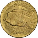 Pièce d'Or 20 Dollars US – Double Eagle