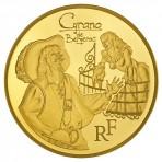 Pièce 50 Euros Or Cyrano de Bergerac – Edmond Rostand