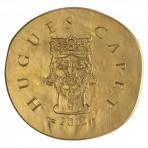 Hugues Capet 2012 – Pièce 50 Euros Or