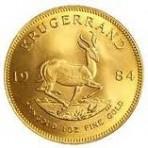 Pièce d'Or Krugerrand – Affrique du Sud
