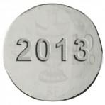 Pièce 10 Euros Argent Henri IV 2013
