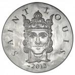 Pièce 10€ Argent Saint-Louis