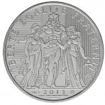 Pièce 10 euros Argent Hercule 2013